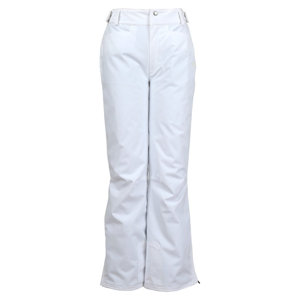 Decente Camden Insulated Ski Pant (Women's) - Super White
