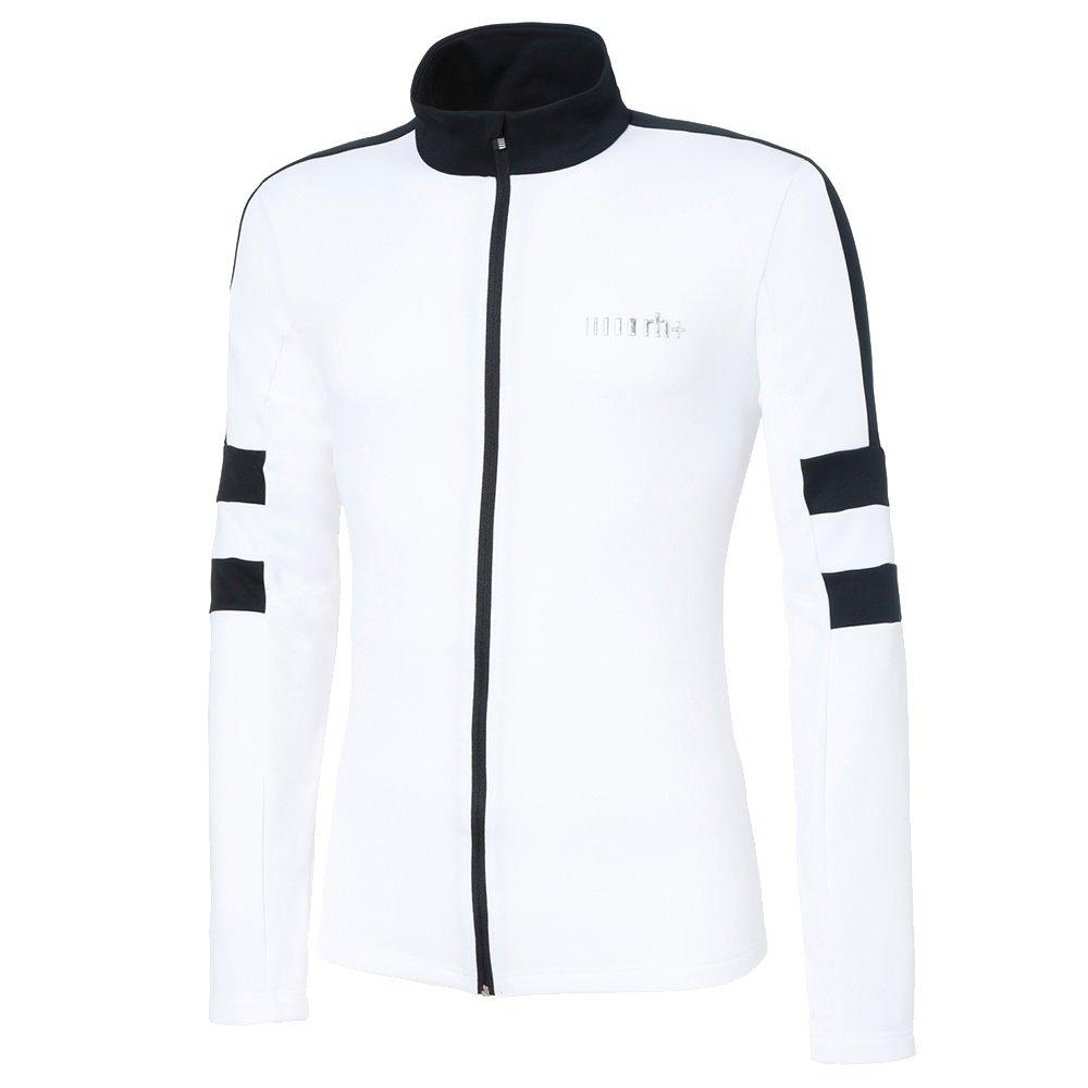Rh+ Moos Jersey Full-Zip Sweater (Men's) - White/Black