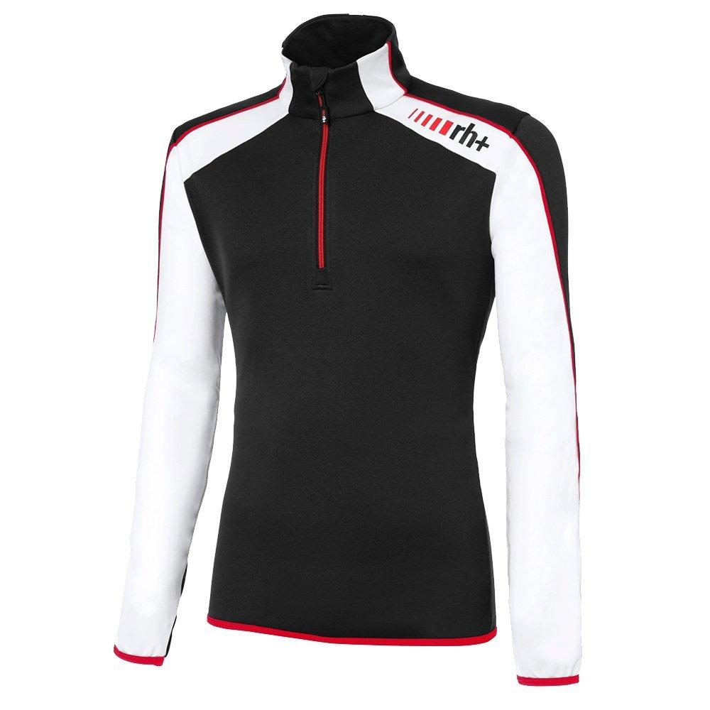 Rh+ Furggen Jersey 1/2-Zip Sweater (Men's) - Black/White/Red