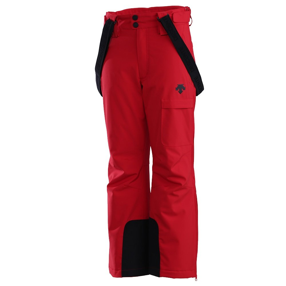 Descente Ryder Insulated Ski Pant (Boys') - Electric Red