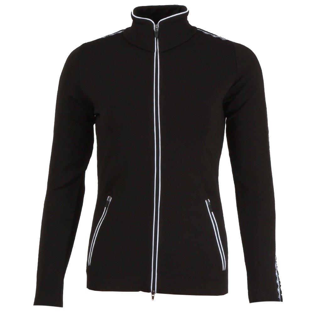 Newland Aayla Full-Zip Sweater (Women's) - Black/White