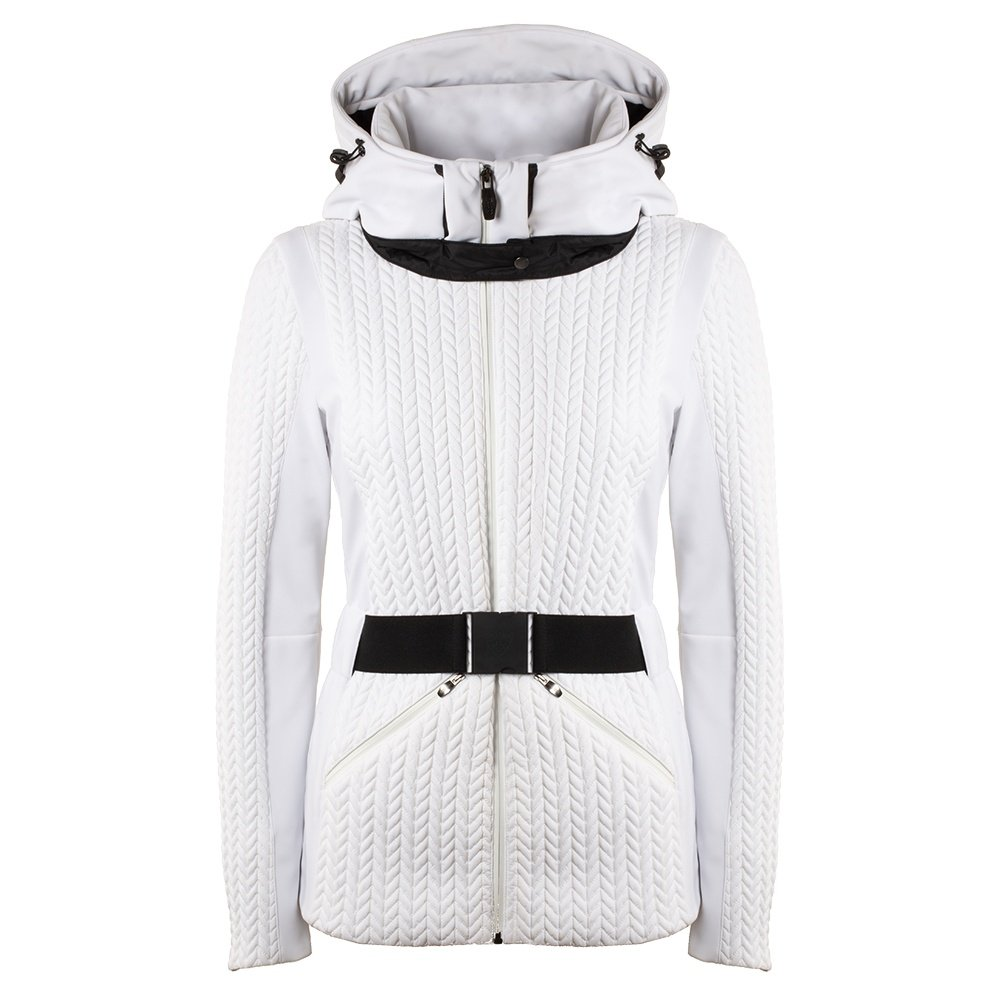 Post Card Olympic Insulated Ski Jacket (Women's) - White