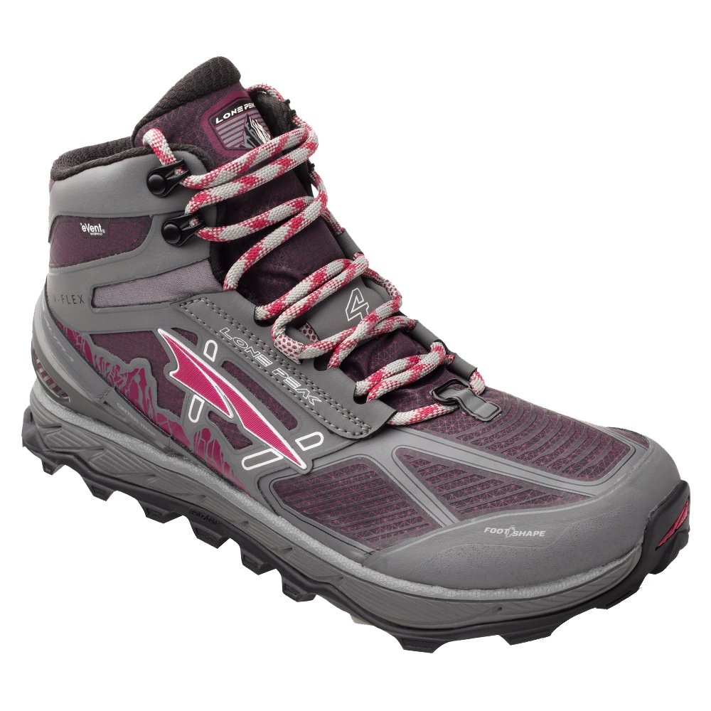 Altra Lone Peak 4 Mid RSM Trail Running Shoe (Women's) -