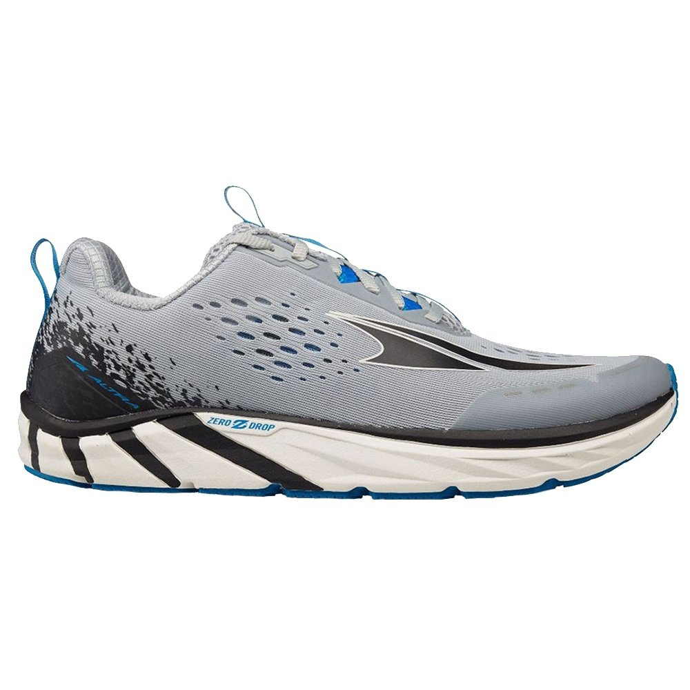 Altra Torin 4 Running Shoe (Men's) - Gray/Blue