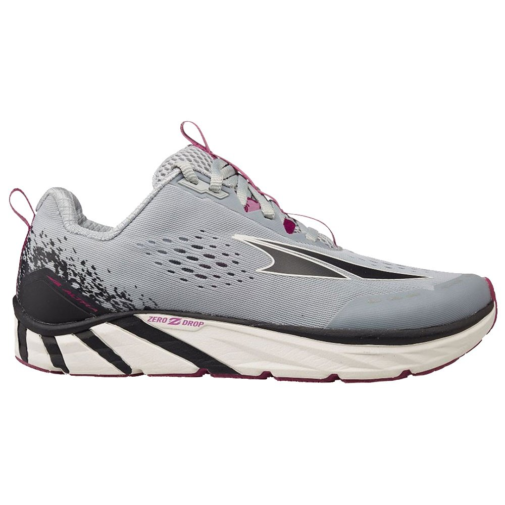 Altra Torin 4 Running Shoe (Women's) - Gray/Purple
