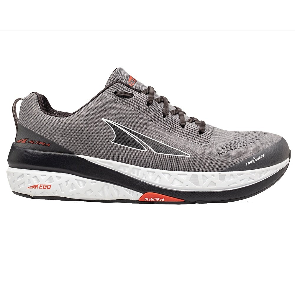 Altra Paradigm 4.5 Running Shoe (Men's) - Gray