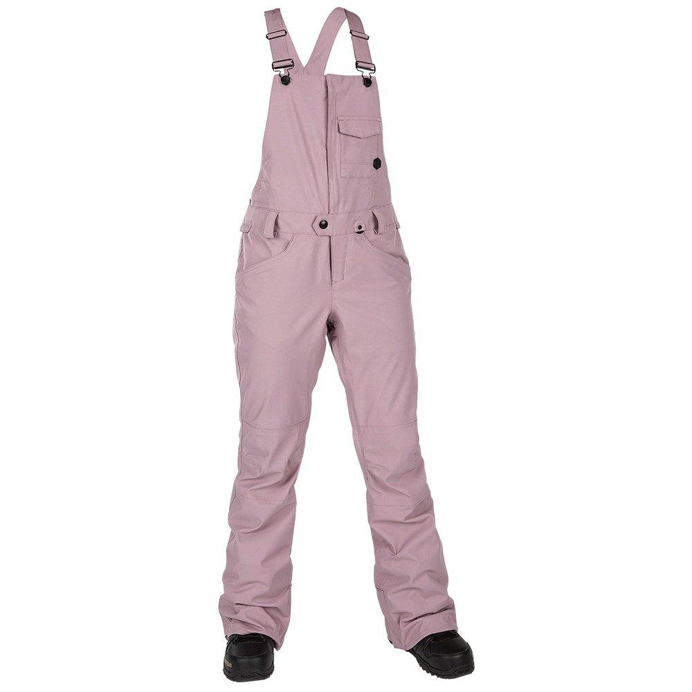 Volcom Swift Shell Overall Snowboard Bib (Women's) - Purple Haze