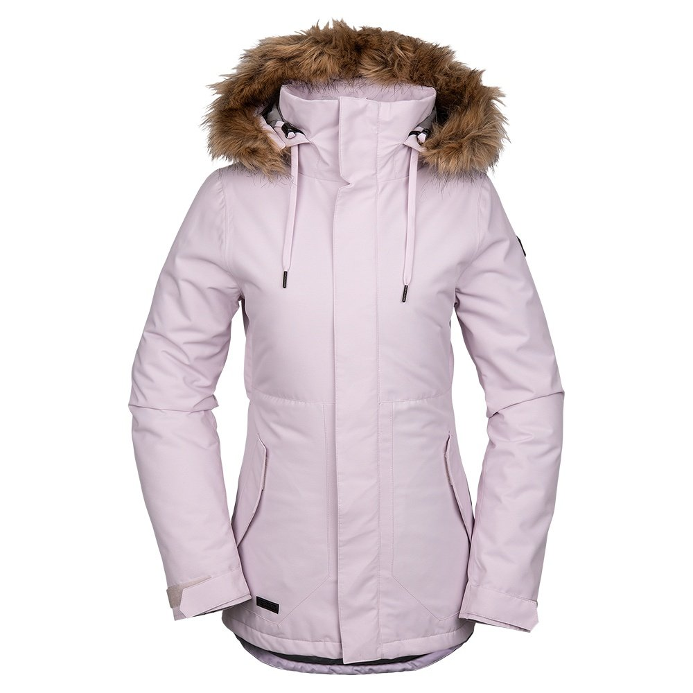 Volcom Fawn Insulated Snowboard Jacket (Women's) - Violet Ice