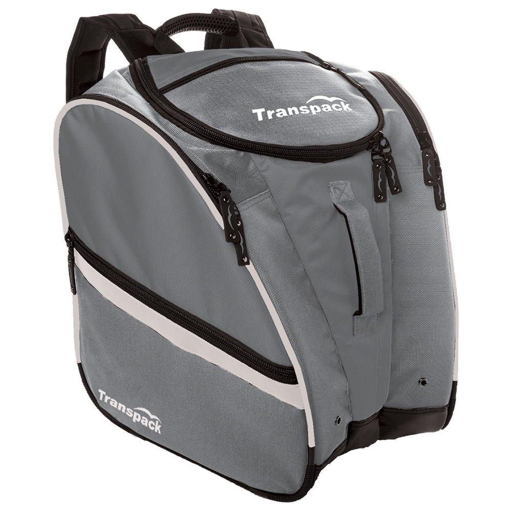 Transpack TRV Pro Boot Bag  - Titanium/Silver Electric