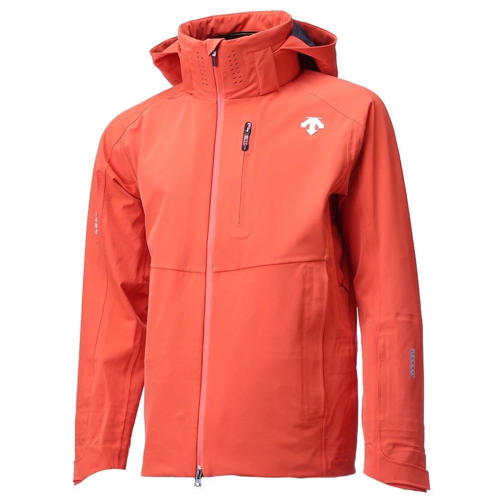 Descente Octane 3L Shell Ski Jacket (Men's) - Orange