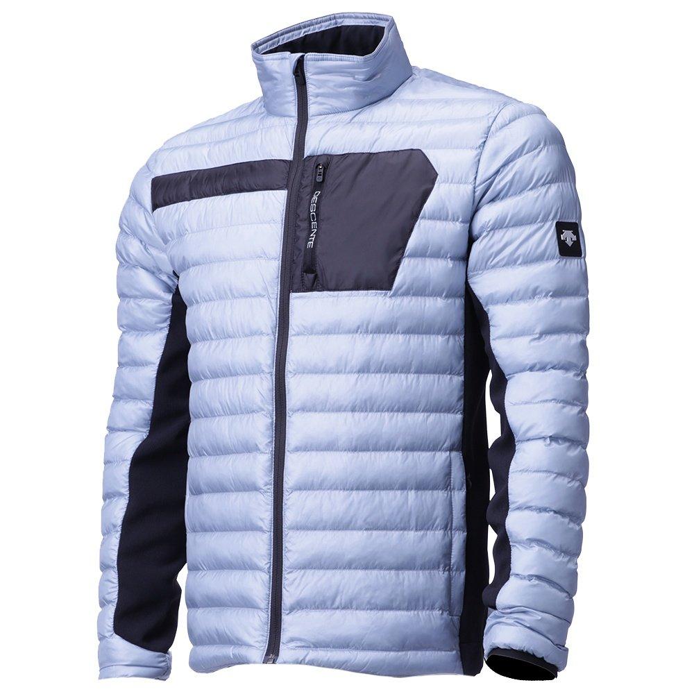Descente Storm Insulator Jacket (Men's) - Titanium/Black
