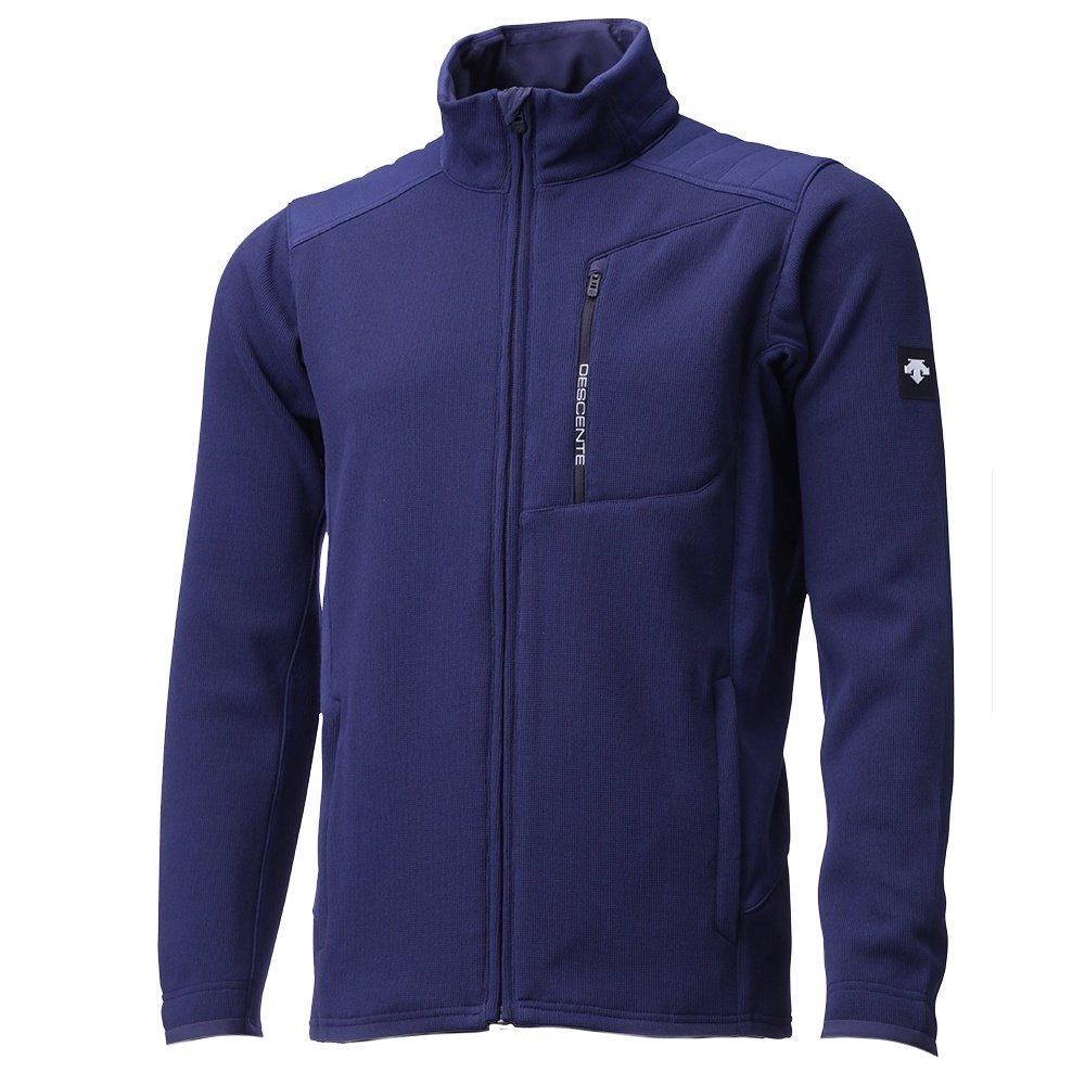 Descente Alpin Fleece Jacket (Men's) - Dark Night