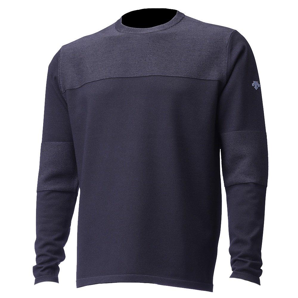 Descente Greyson Mid-Layer Top (Men's) - Black