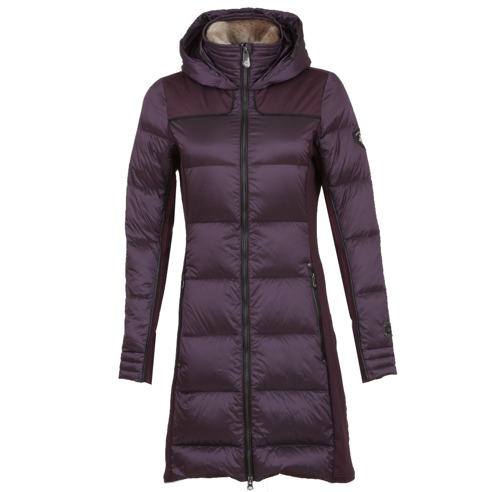 Alp-N-Rock St. Moritz Long Coat (Women's) - Port