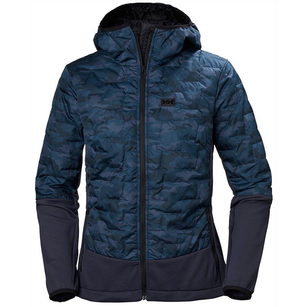 Helly Hansen Lifa Loft Hybrid Insulator Jacket (Women's) - Graphite Blue Camo
