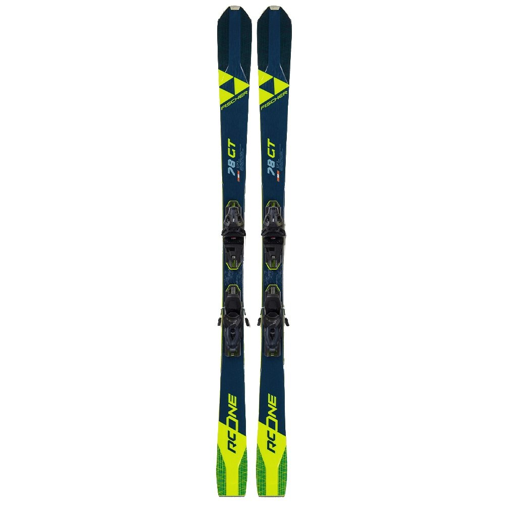 Fischer RC One 78 GT Ski System with RSW 10 GW Bindings (Men's) -