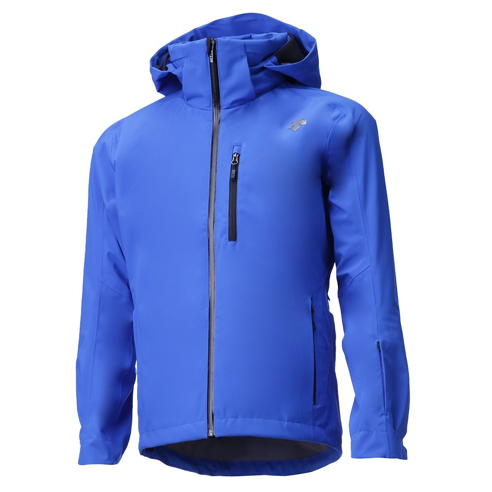 Descente Moe 3L Shell Ski Jacket (Men's) - Victory Blue/Black
