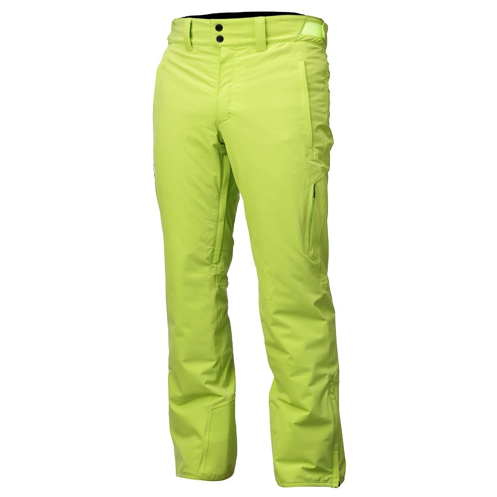 Descente Icon Insulated Ski Pant (Men's) - Lime Green