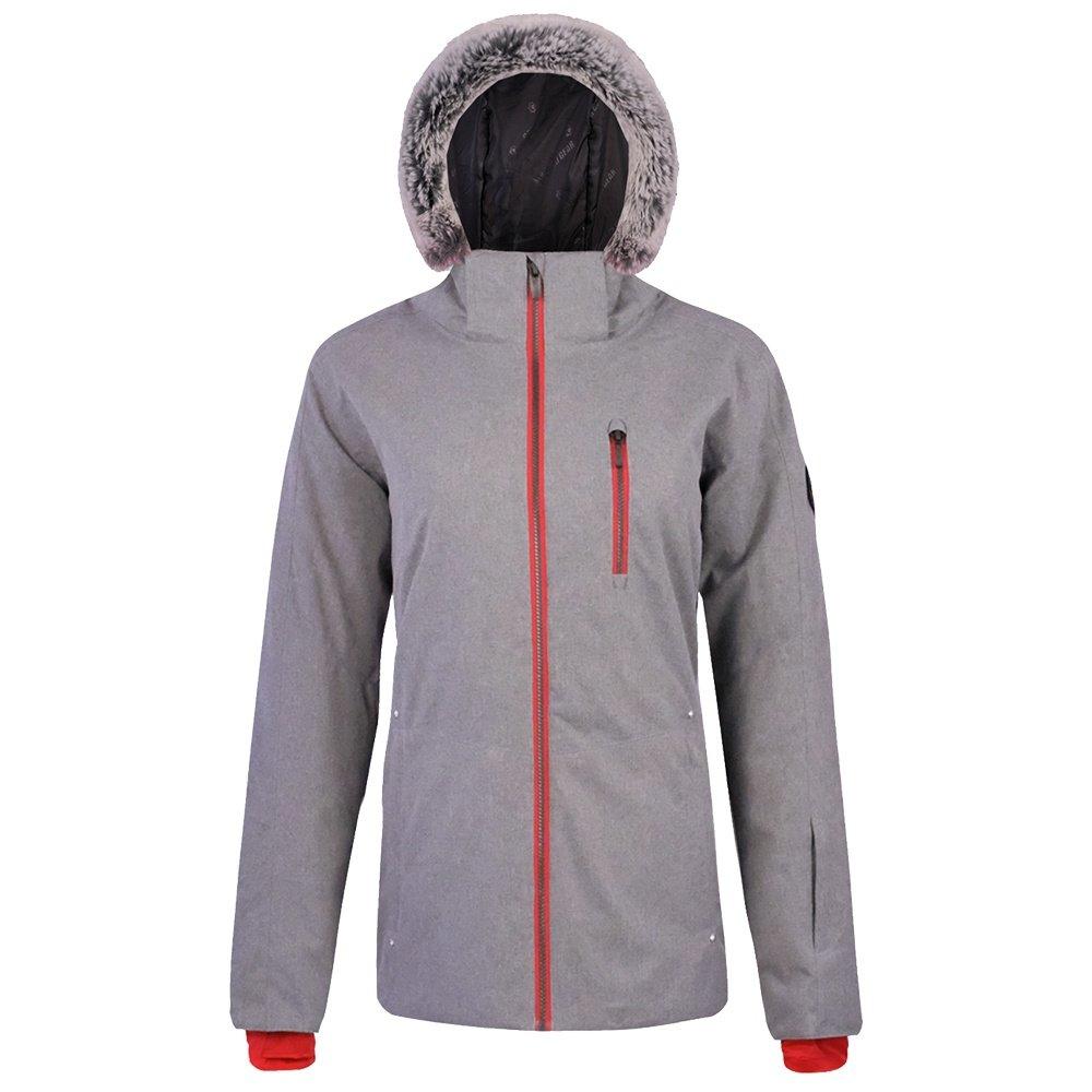 Boulder Gear Millie Insulated Ski Jacket (Women's) - Heather Gray