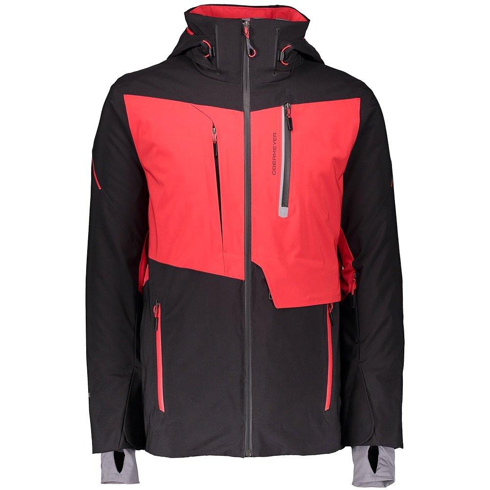 Obermeyer Kodiak Insulated Ski Jacket (Men's) - Brakelight