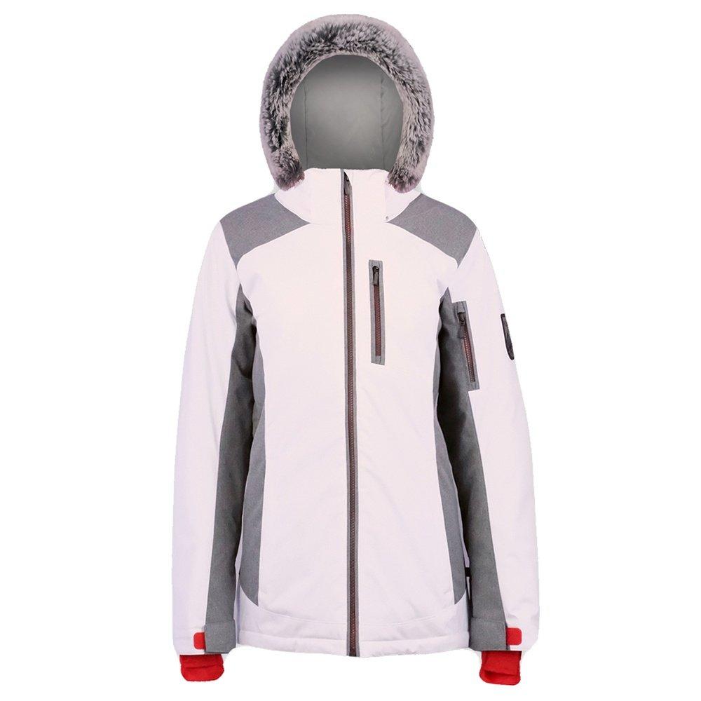Boulder Gear Josie Insulated Ski Jacket (Women's) - White
