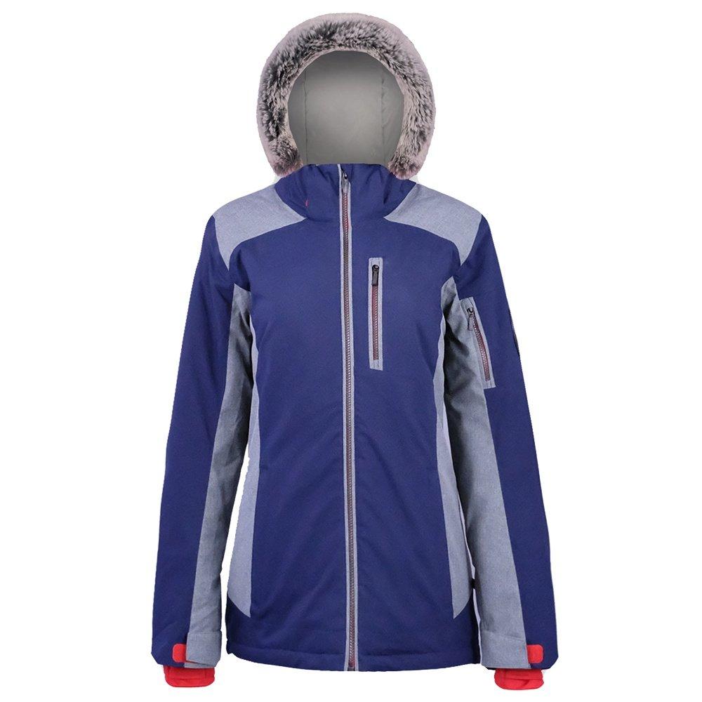 Boulder Gear Josie Insulated Ski Jacket (Women's) - Midnight Blue