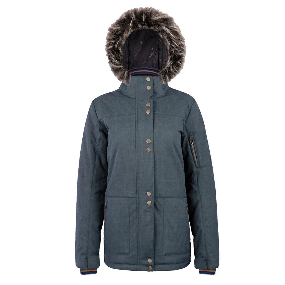 Boulder Gear Brooklyn Insulated Ski Jacket (Women's) - Hunter Green