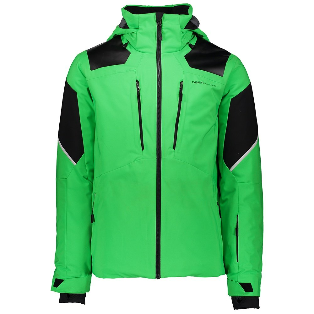Obermeyer Foundation Insulated Ski Jacket (Men's) - Northern Lights