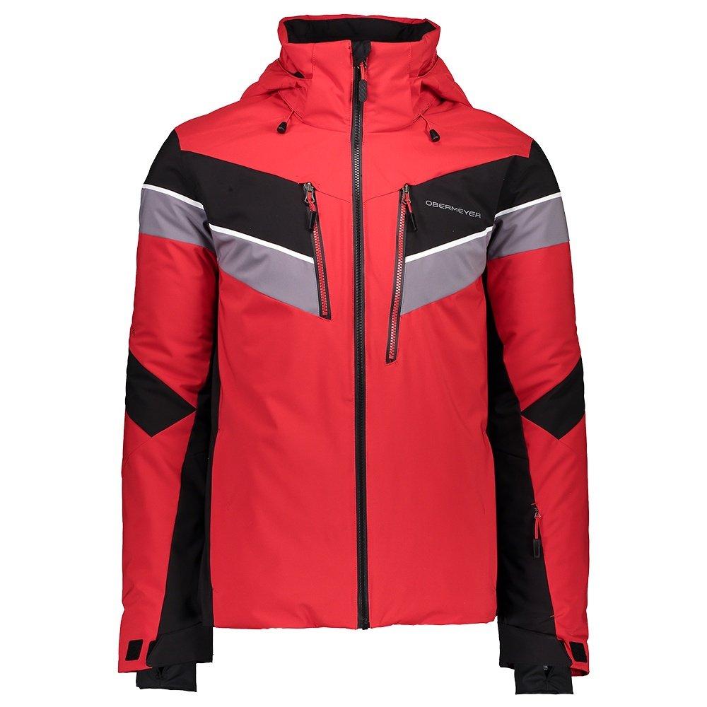 Obermeyer Chroma Insulated Ski Jacket (Men's) - Brakelight