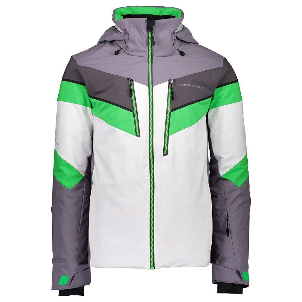 Obermeyer Chroma Insulated Ski Jacket (Men's) - Northern Lights