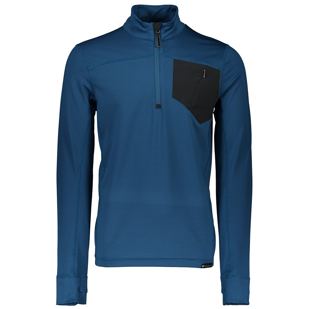 Obermeyer Flex 1/4-Zip Baselayer Top (Men's) - Passport