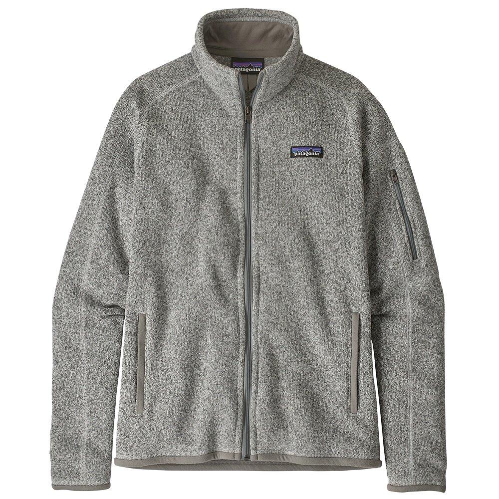 Patagonia Better Sweater Fleece Jacket (Women's) - Birch White