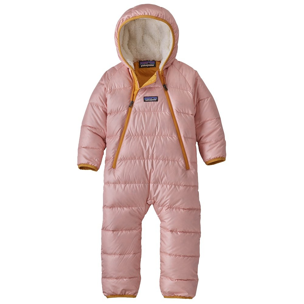 Patagonia Down Sweater Bunting (Infants') - Sea Fan Pink