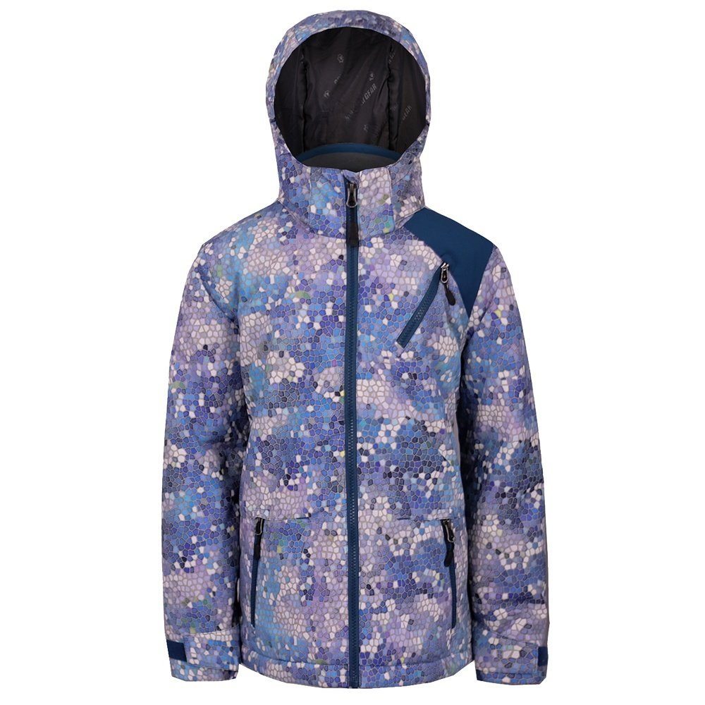 Boulder Gear Jasmine Insulated Ski Jacket (Girls') - Mosaic