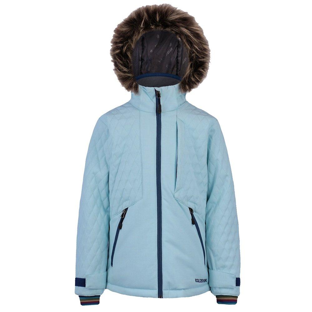 Boulder Gear Spruce Insulated Ski Jacket (Girls') - Blue Ice