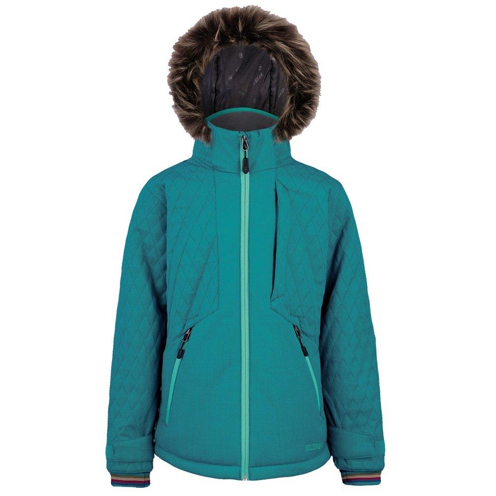 Boulder Gear Spruce Insulated Ski Jacket (Girls') - Jade