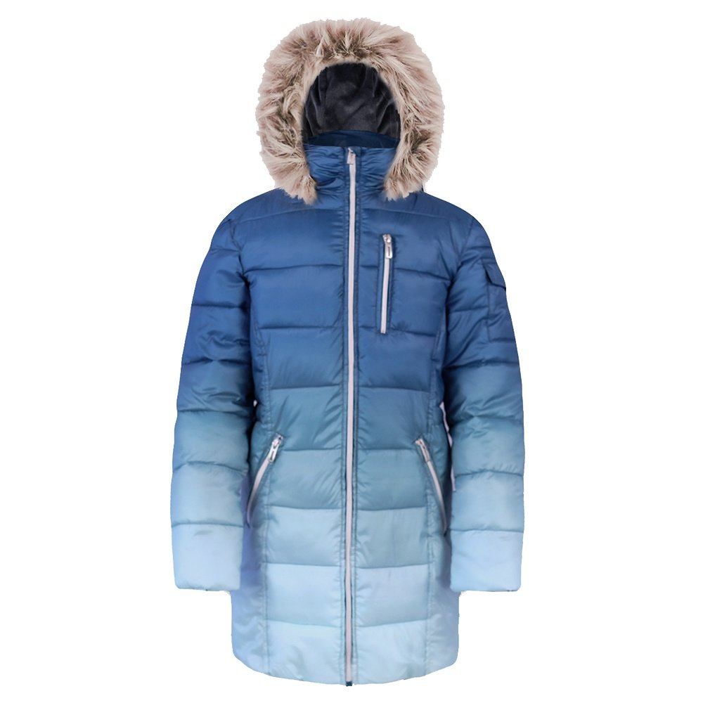 Boulder Gear Sycamore Puffy Coat (Girls') - Deep Ocean