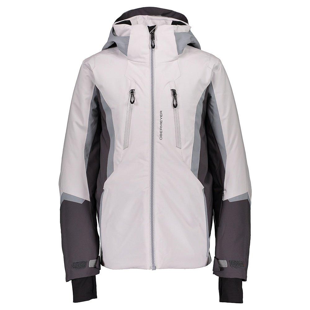 Obermeyer Mach 10 Insulated Ski Jacket (Boys') - Fog