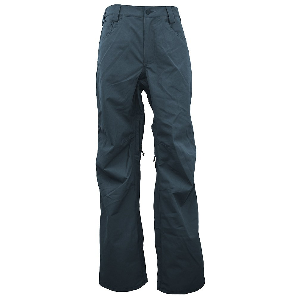Pulse Chino Shell Snowboard Pant (Men's) - Steel Blue