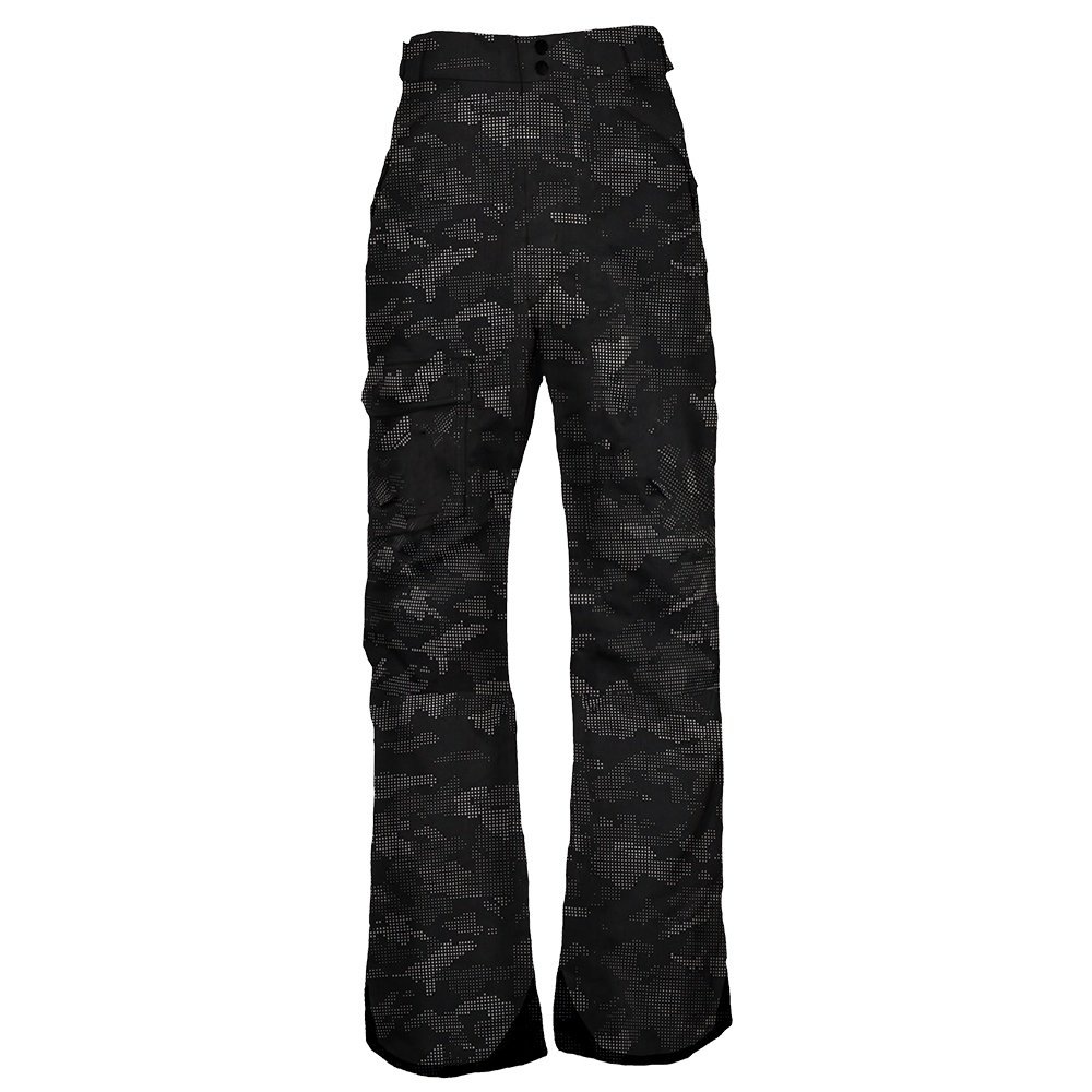 Pulse Statement Shell Snowboard Pant (Men's) - Black Camo