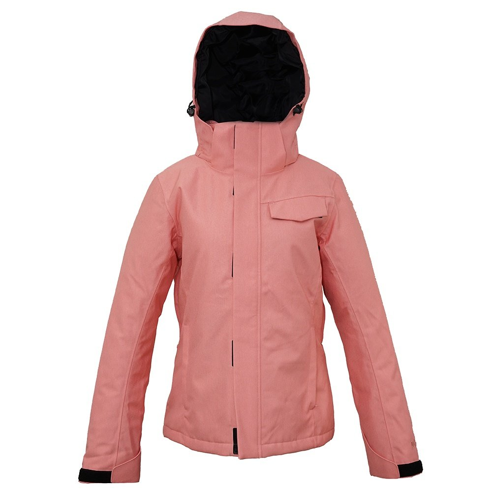 Pulse Dakota Insulated Snowboard Jacket (Women's) - Pale Pink