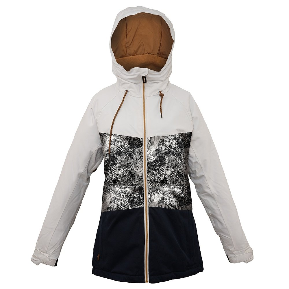 Pulse Vibe Insulated Snowboard Jacket (Women's) - White
