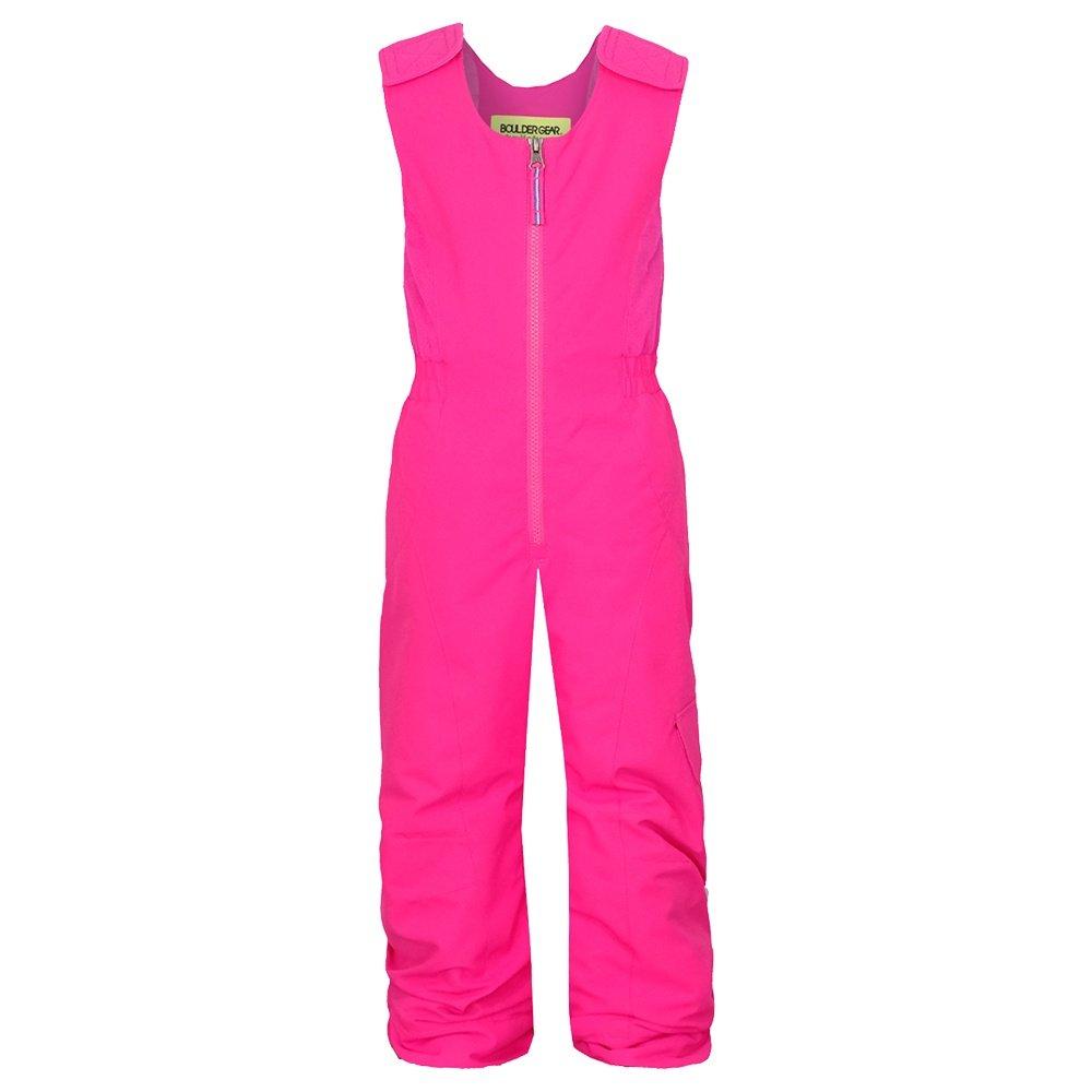 Boulder Gear Hailey Insulated Ski Bib (Little Girls') - Pink Shimmer