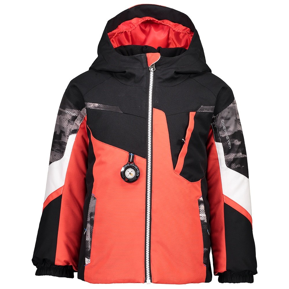 Obermeyer Orb Insulated Ski Jacket (Little Boys') - Red