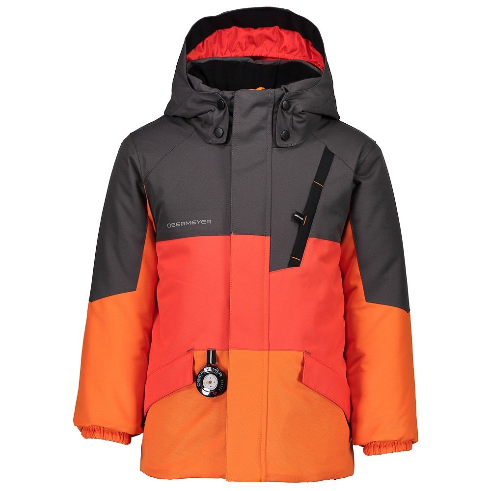 Obermeyer M-Way Insulated Ski Jacket (Little Boys') - Red