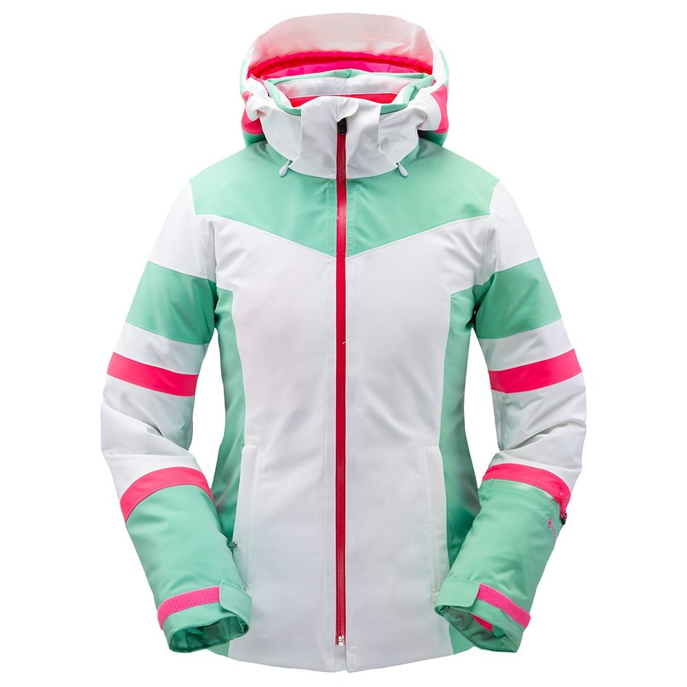 Spyder Captivate GORE-TEX Insulated Ski Jacket (Women's) - White