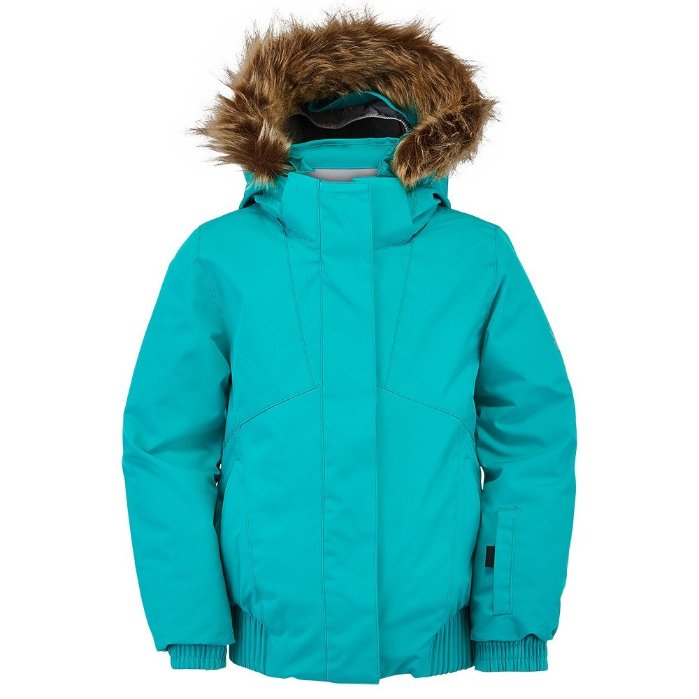 Spyder Lola Insulated Ski Jacket (Little Girls') - Scuba