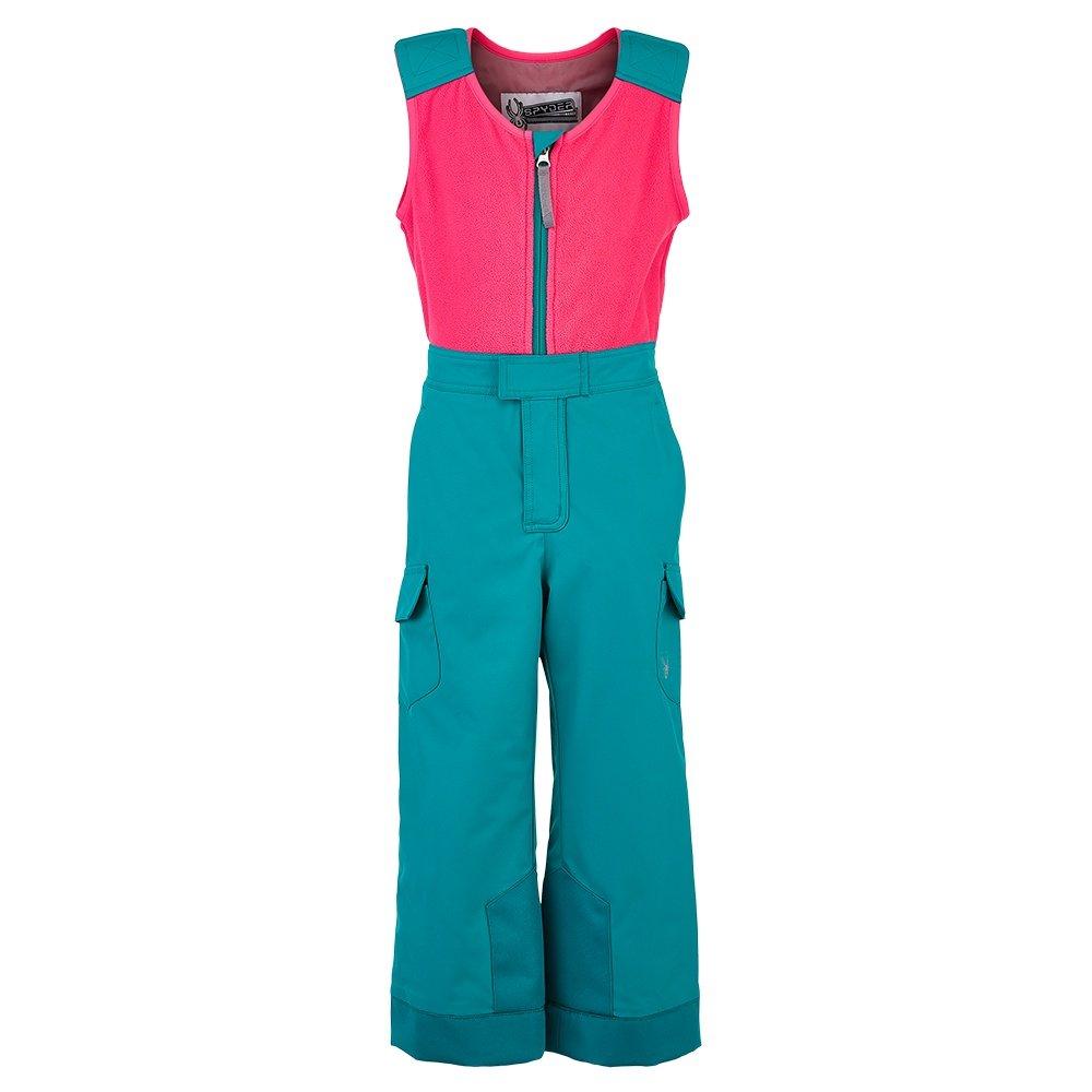Spyder Sparkle Insulated Ski Pant (Little Girls') - Scuba