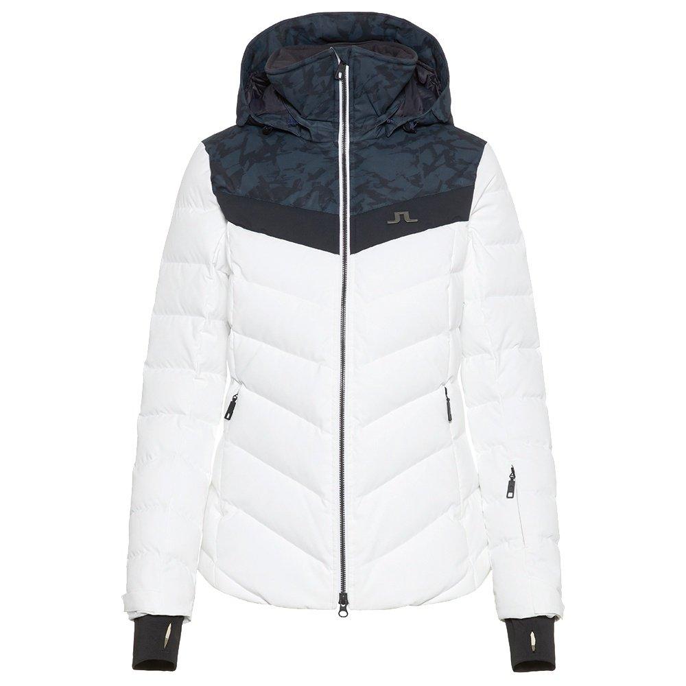 J.Lindeberg Russel Down Ski Jacket (Women's) - Black/Dark Grey