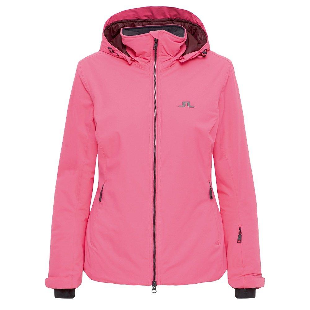 J.Lindeberg Truuli Insulated Ski Jacket (Women's) - Hot Pink